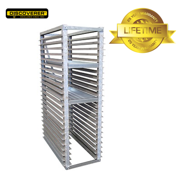 Core Tray Storage Racking System